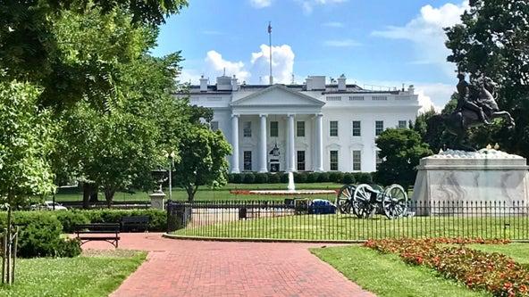 Secret Service: Suspicious package found near White House declared safe