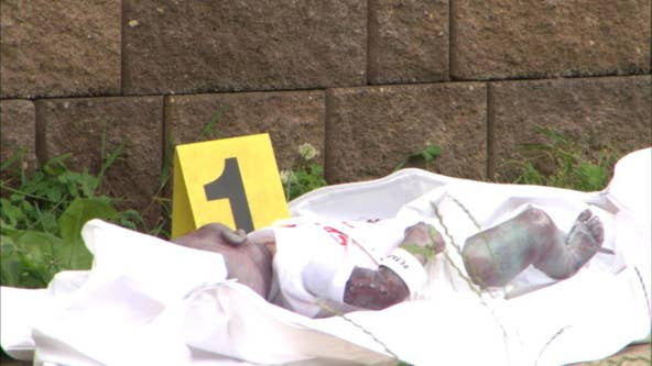 Report of 'dead infant' turns out to be life-like doll
