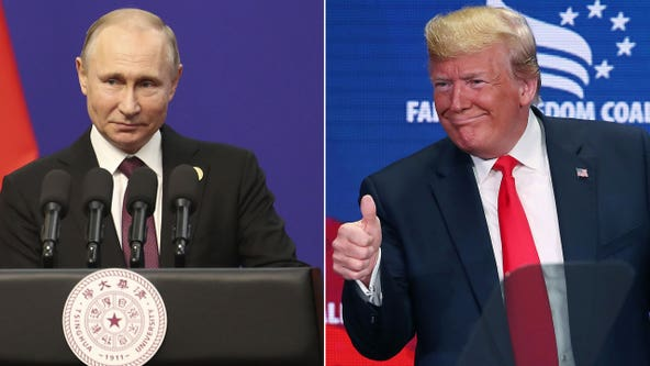 'None of your business': Trump says he doesn't need to discuss details of meeting with Putin
