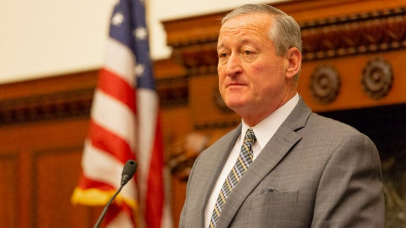 Mayor Kenney tests negative after exposure to COVID-19, will self-quarantine
