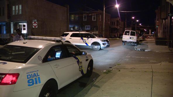 Police investigate quadruple shooting in South Philadelphia