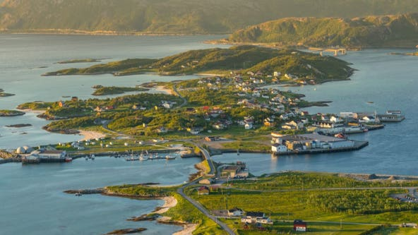 Norwegian island wants to become the world's first time-free zone