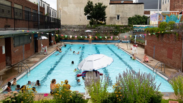 Everything you need to know about Philly's free public pools