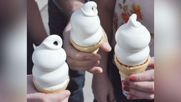Dairy Queen offering free cones to kick off first day of summer