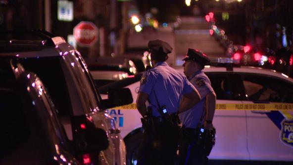 Weekend shootings across Philadelphia leave 1 dead, 11 injured