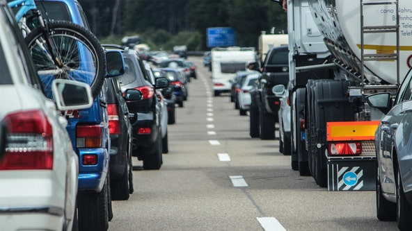 Lanes on I-95, I-295 to close for roadwork in Bucks County
