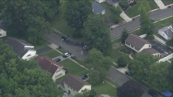 Police investigating double homicide at Burlington County home