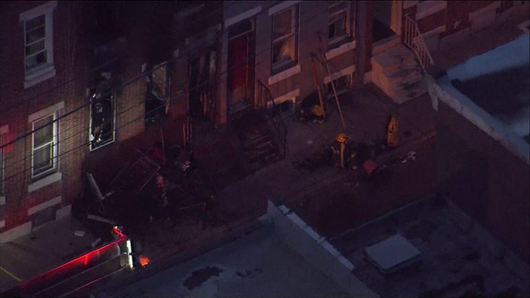 13-year-old boy injured in Kensington fire