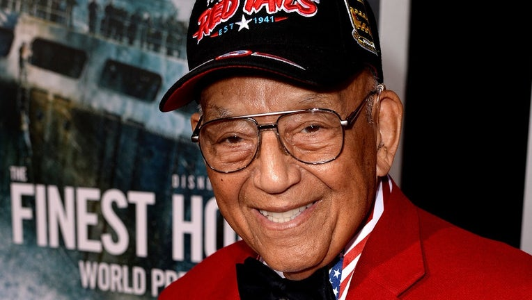 Robert Friend, one of the last original members of the famed all-black Tuskegee Airmen, has died at the age of 99.