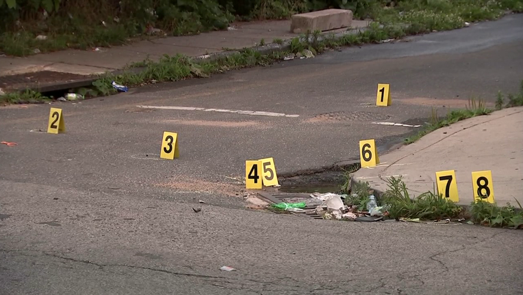 Man shot and killed on North Darien Street Friday.