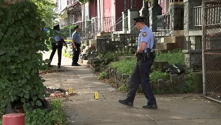 Shooting on South 58th St in Southwest Philly leaves one man in critical condition.