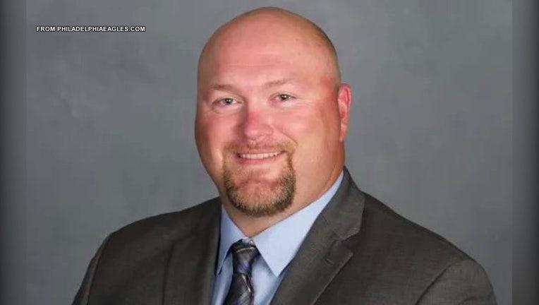 Philadelphia Eagles Assistant GM Joe Douglas