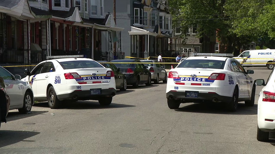 Three men critical after shooting in West Philadelphia.