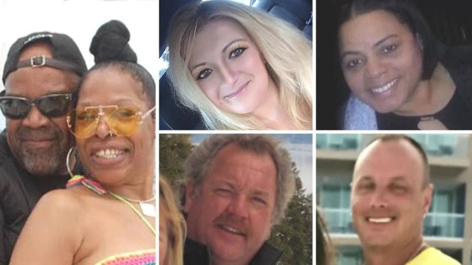 It was unclear if any of the deaths were linked, but Dominican tourism officials said the FBI and health specialists were investigating many of the cases.