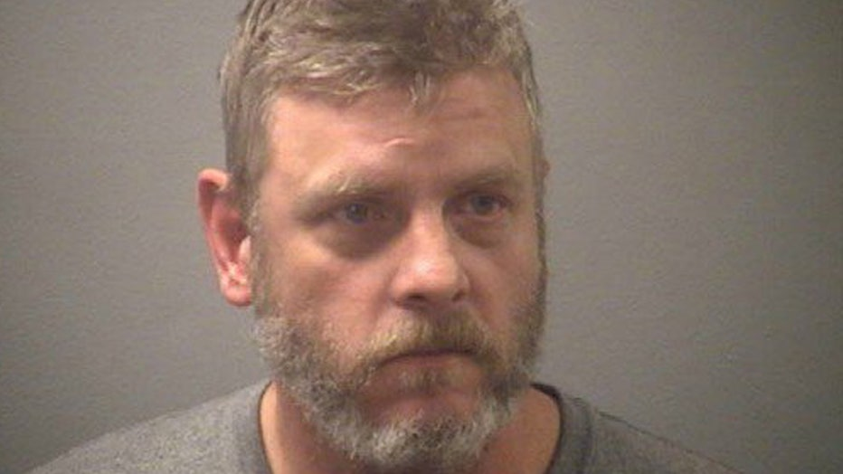 Thomas Wayne Anderson, 48, of Muskegon, was arraigned Thursday in Oceana County District Court and facing animal cruelty charges, according to FOX 17. (Photo credit: Oceana County Sheriff's Office)