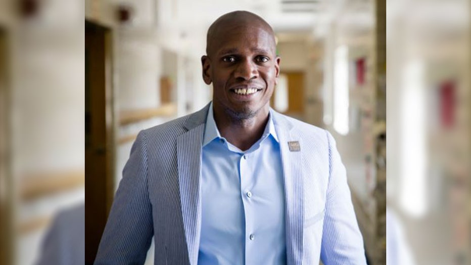 Michael Atkins served as the principal resident for the 2018-2019 school year at Stedman Elementary and began his official tenure as the new principal on June 1.