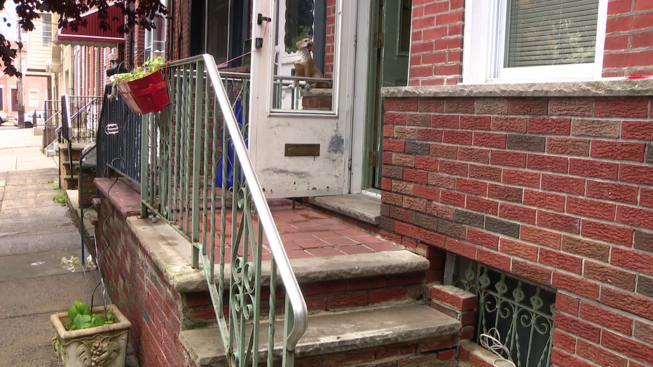 Wheelchair ramp stolen from South Philadelphia home.