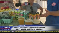 Linvilla Orchards opens new beer garden