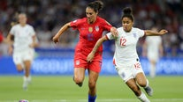 U.S. Women's National team to play in Philadelphia on victory tour