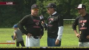 Camp Kelly: Archbishop Ryan Baseball Camp