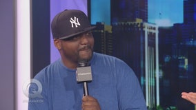 Quincy sits down with comedian Aries Spears