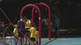 Smith Memorial Playground celebrates 120 years