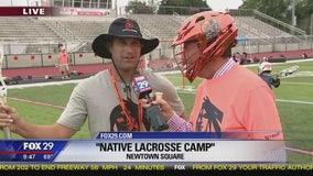Camp Kelly: Native Lacrosse Camp