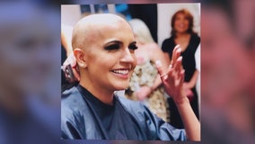 FOX 11's Amanda Salas fighting the fight against cancer