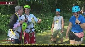 Camp Kelly: Liberty Lake Day