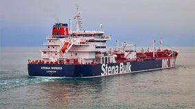 UK oil tanker seized in Strait of Hormuz