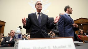 Robert Mueller begins testimony before Congress over Russia probe