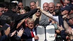 Trump signs extension for 9/11 victims' compensation