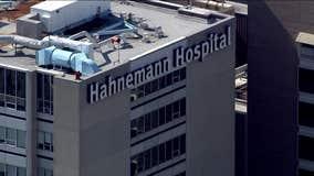 Hahnemann emergency services shutting down Wednesday