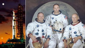 Apollo 11 launched 50 years ago on July 16, 1969