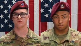 Pentagon identifies US soldiers killed in Afghanistan