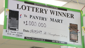 $1M scratch-off ticket sold in Bucks County