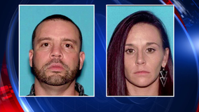 NJ State Police arrest couple wanted for weapon and drug offenses