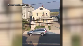 Act of Kindness: Ocean City police officer helps woman with groceries