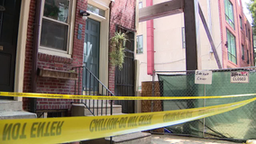 Local professors claim contractors damaged the foundation of their Queen Village home