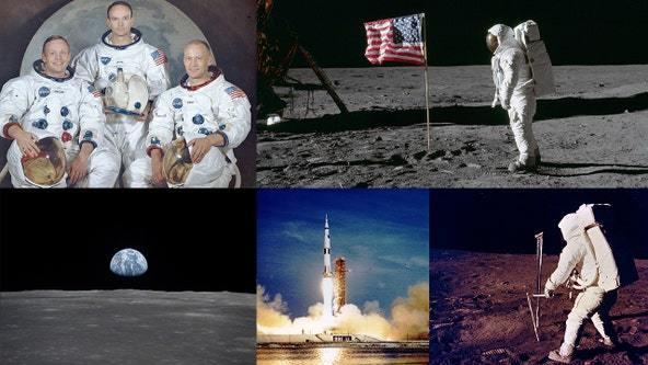 Relive the Apollo 11 mission in real-time with NASA's interactive experience