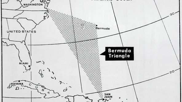 Viral Area 51 raid prompts rival event: 'Storm the Bermuda Triangle it can't swallow us all'