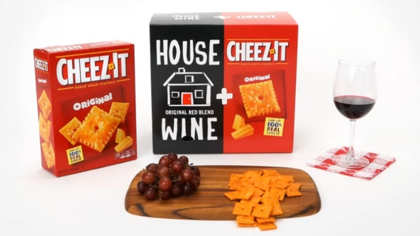 Summer box set features Cheez-It and House Wine