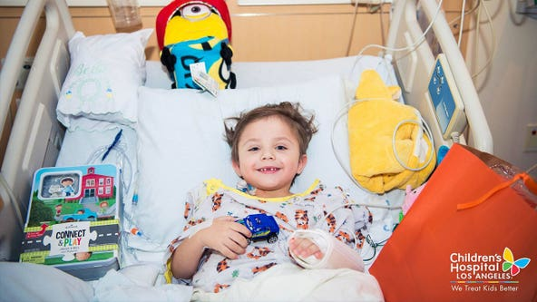 Anonymous donor gives $25 million gift to Children's Hospital Los Angeles