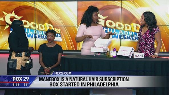 Manebox natural hair subscription box
