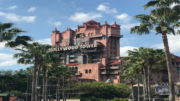 Disney castmember punched by woman who didn't have Fastpass to 'Tower of Terror' attraction