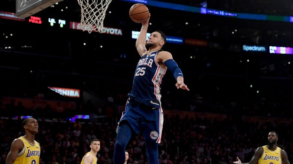 Report: Simmons, 76ers agree to 5-year, $170M extension