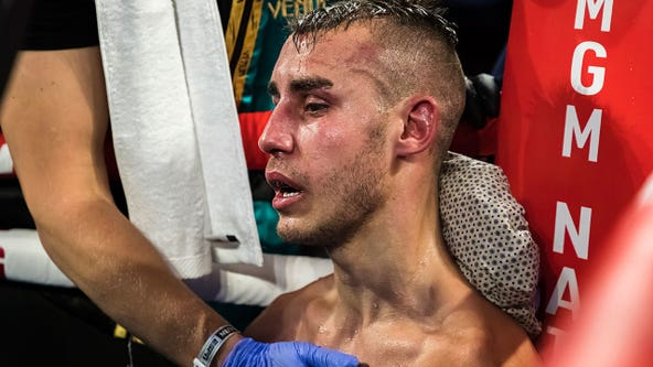 Boxer Maxim Dadashev dies after suffering brain injury in ring