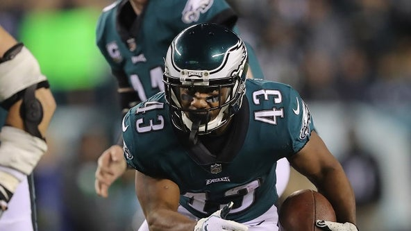 Philadelphia Eagles and Darren Sproles agree to one-year contract
