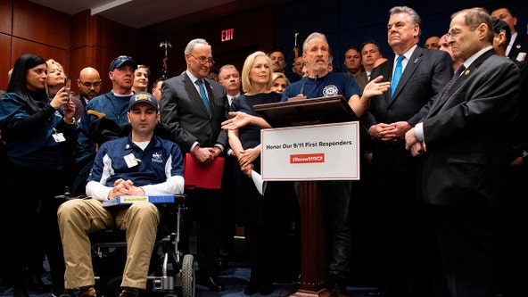 Senate approves bill to extend 9/11 victims fund, ensuring it never runs out of money