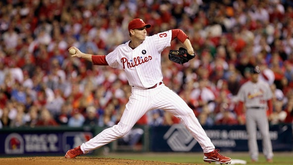 Roy Halladay inducted into baseball hall of fame